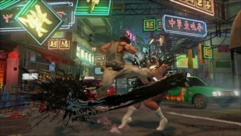 Some New Details About Street Fighter V