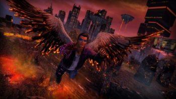 Saints Row IV: PS4 And PS3 Graphics Comparison