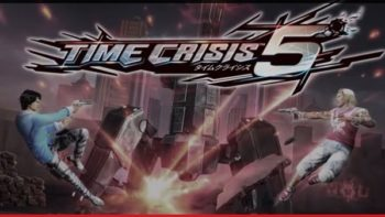 First Time Crisis 5 Gameplay Surfaces