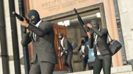 GTA Online Heists are Paying Double Money and RP