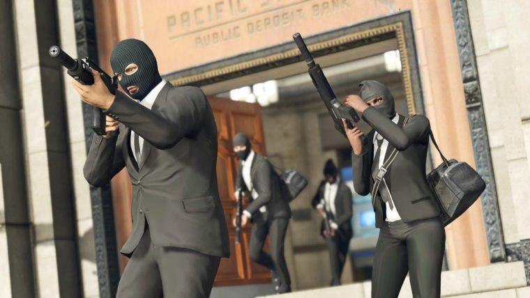 GTA Online Heists Release Date2