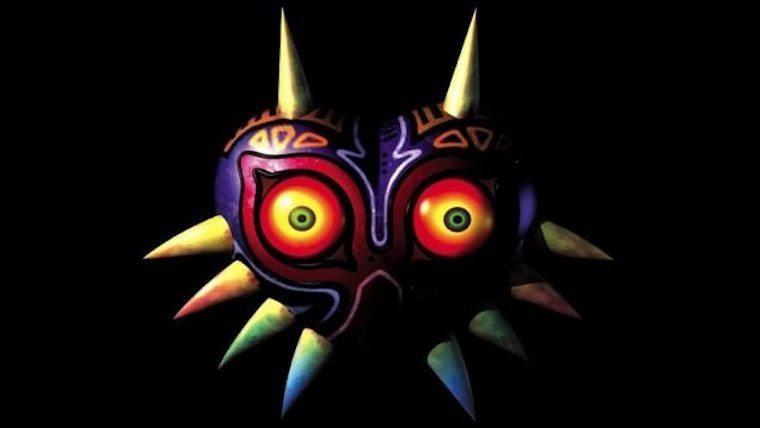 Majora's Mask 3DS XL