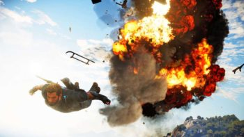 New Just Cause 3 Gameplay Shows Off New Features For This Open World
