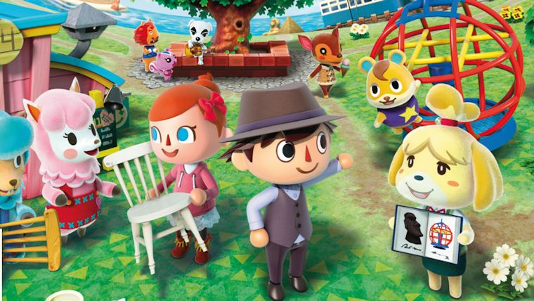 Nintendo's Animal Crossing is finally coming to mobile