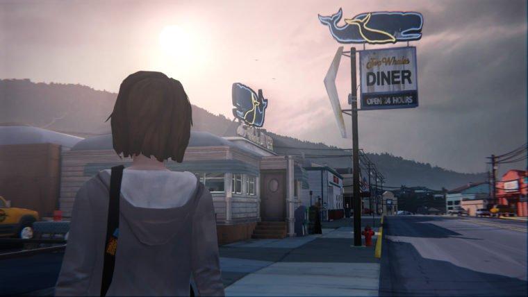 Life is Strange Episode 2 Preview Diner