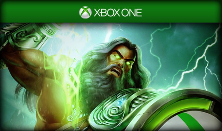 SMITE Xbox One Giveaway