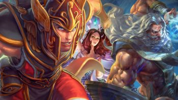 SMITE PS4 Version Coming, Closed Beta Begins in March