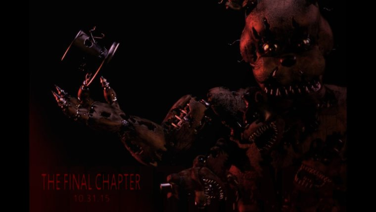 Five Nights at Freddy's 4 The Final Chapter