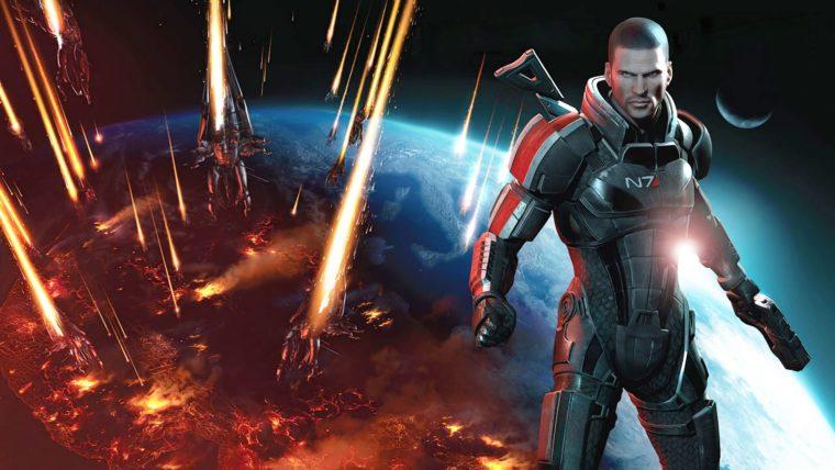 EA Peter Moore Mass Effect