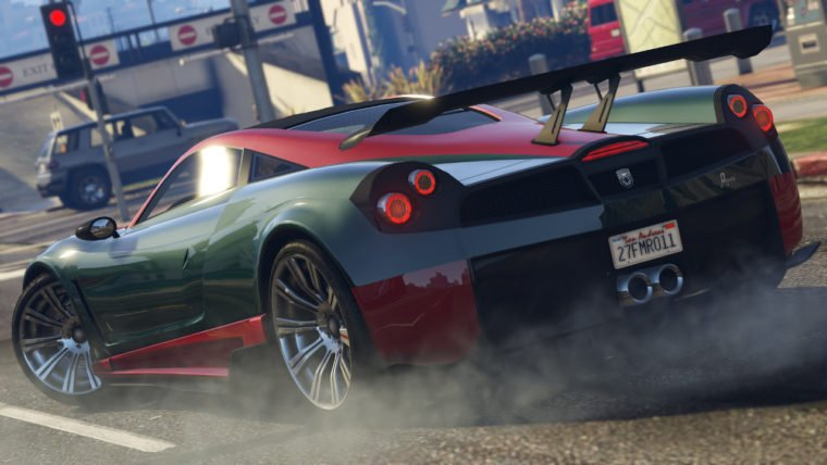 GTA Online Players Find Secret Alien Mission, See It Here