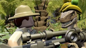 LEGO Jurassic World Is Now Available On iOS And Android