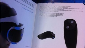 """Rumor: PlayStation Move 2 Revealed, Project Morpheus Renamed """"RealEyes"""""""