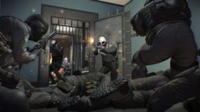 Payday 2 is Coming to VR and Here's The First Look at it in Action