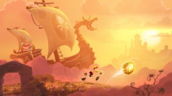 Rayman Returns in Rayman Adventures For Mobile