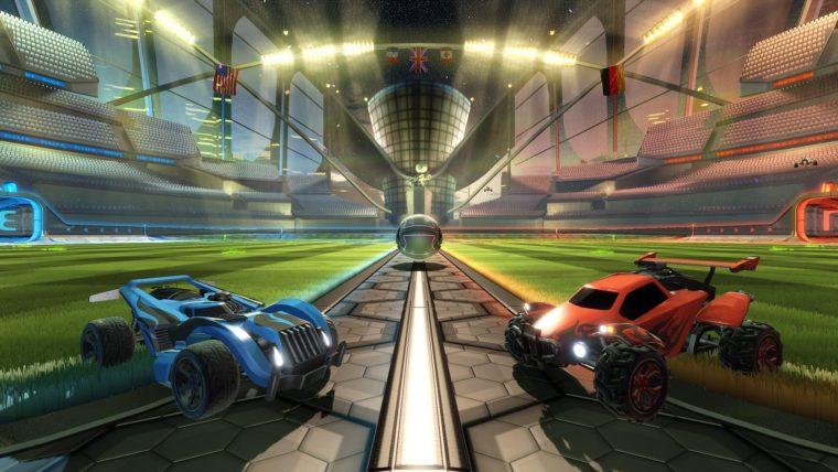 Rocket League 4 Million Downloads