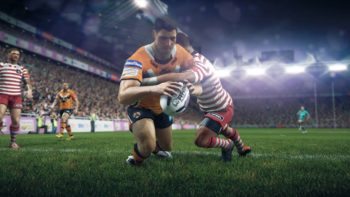 New Rugby League Live 3 Trailer Scores A Try
