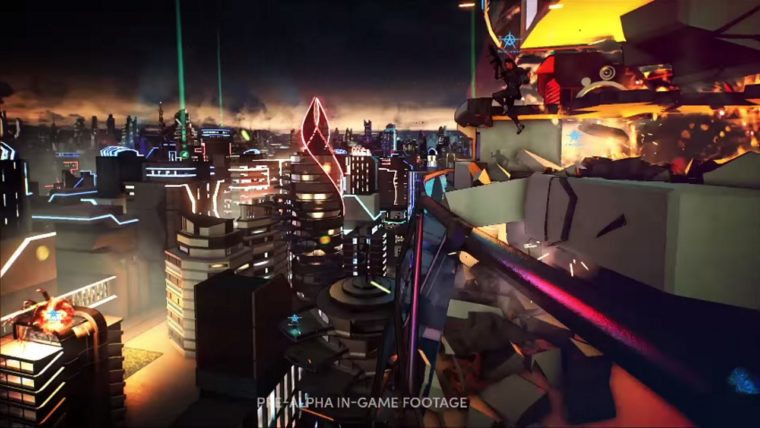 Crackdown 3 Destructible Environments