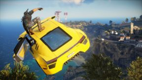 Just Cause 3 Dev Responds to Complaints About Server and Technical Issues