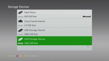 New Xbox 360 Update Brings 2GB Cloud Storage And More