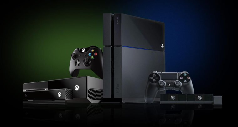 Xbox One and PS4 outselling PS3 and Xbox 360