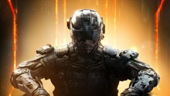 This is Call of Duty: Black Ops 3