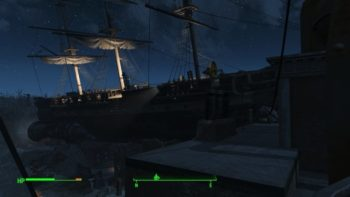 Fallout 4 USS Constitution Guide: Who to Side with, Ironsides or the Scavengers?