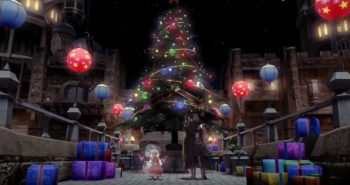 Celebrate The Holidays With The New Final Fantasy XIV Video