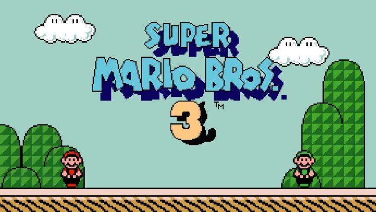 Nintendo Virtual Console SMB3