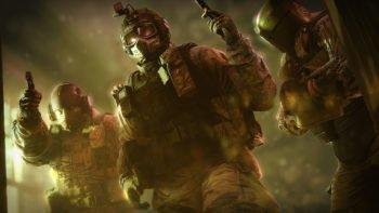 This is Rainbow Six Siege