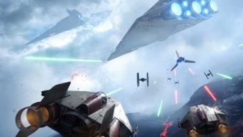 Small Star Wars Battlefront Server Update Improves Gameplay