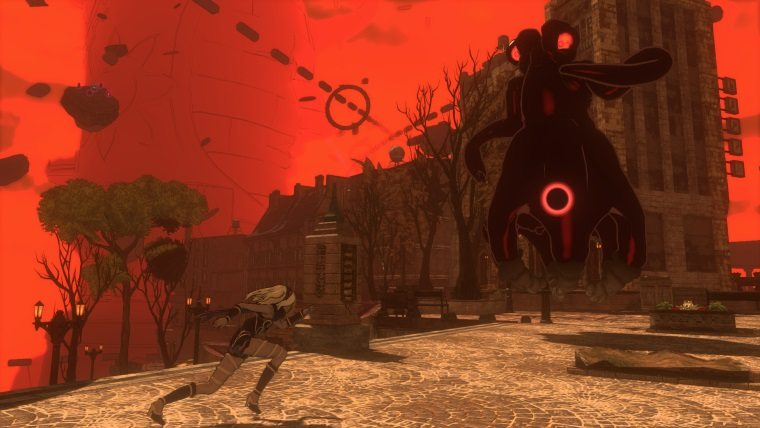 Gravity Rush Remastered Review 3