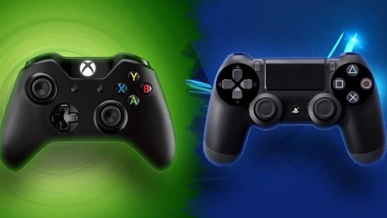 PlayStation Plus vs Xbox Live Games with Gold
