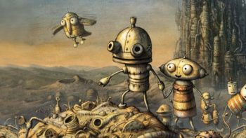Machinarium Rated For PlayStation 4