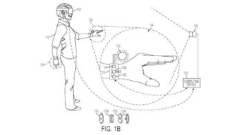 Sony Has Filed A Patent For A Glove Controller To Use With PlayStation VR