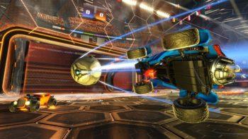 Rocket League Xbox One Review