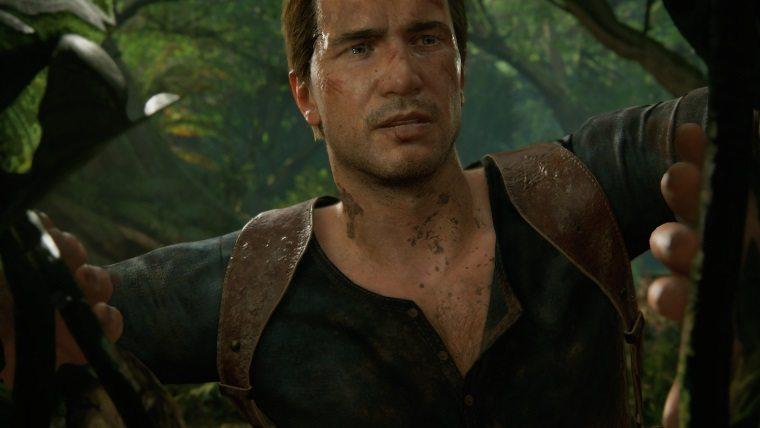 Uncharted 4 Story Trailer