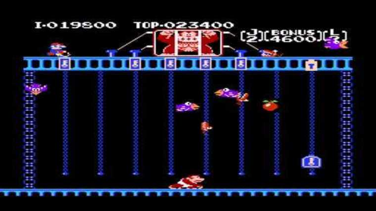 Nintendo Donkey Kong Jr. Jumpman