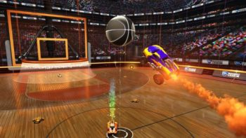 Rocket League 'Dunk House' Basketball Mode Debuts In April