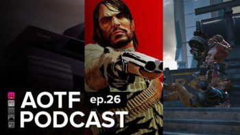 AOTF Podcast #26: Red Dead Redemption 2 Rumors, PS4 Domination, and Gears of War 4 Beta