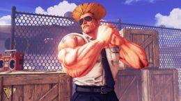 Guile Joins Street Fighter V – April Updates Revealed