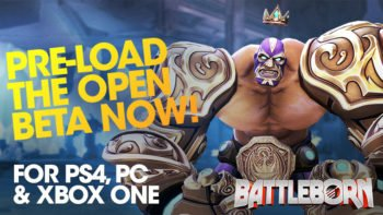 Battleborn Beta Pre-Load Available, Bootcamp Trailer Released