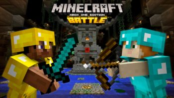 Minecraft: Battle Multiplayer Arena Mode – Hands-On Preview