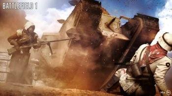 Battlefield 1 Vehicles Are Class Based, Medic Now Separate