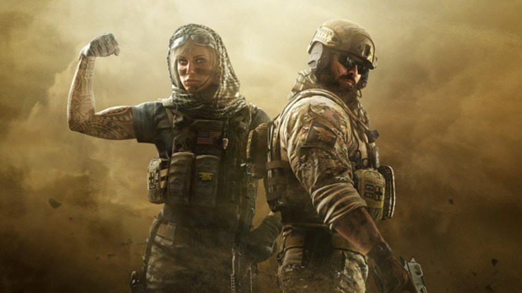 Rainbow Six: Siege - Operation Dust Line
