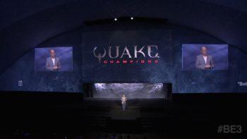 E3 2016: Quake Champions Announced As PC Exclusive