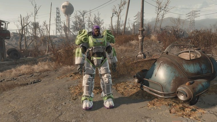 Fallout 4's Creation Club Now Live, Brings Paid Mods to the Game