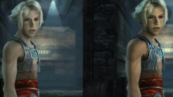 Final Fantasy 12 PS2 Vs PS4 Graphics Comparison Video Released