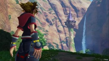 EB Games Denies Kingdom Hearts 3 On Nintendo NX Listing