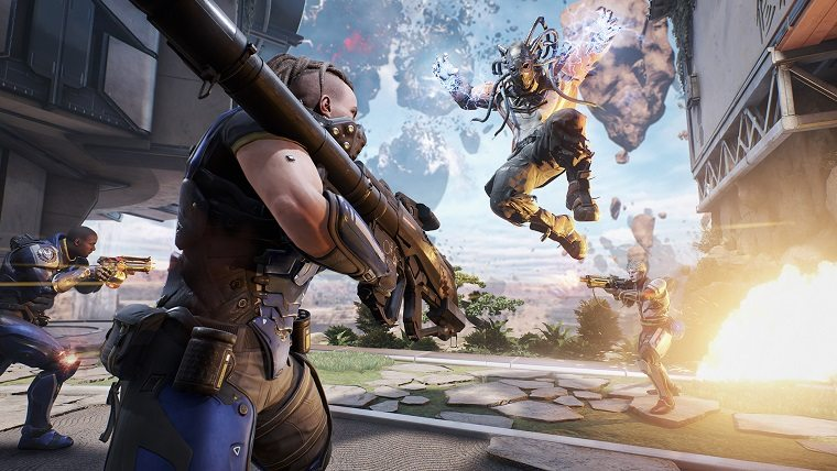LawBreakers Hosting A Free Weekend; Will Feature A 25% Discount