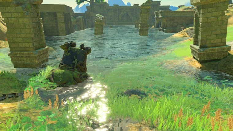 The Legend of Zelda Breath of the Wild Timeline